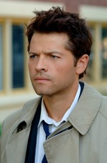 Misha does an amazing job as Castiel.