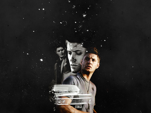 It's like a universe full of Dean! From the Deviant Art site.