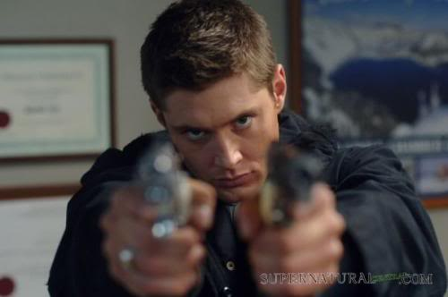 I shamelessly stole this from the profile page of Superhotties. Love Dean's intensity.