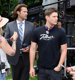 Jensen directing Atomic Monsters S15