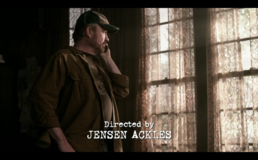 I love that Jensen directed this one...it was excellent!