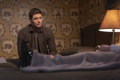 """Supernatural -- """"Proverbs 17:3"""" -- Image Number: SN1505B_0170b.jpg -- Pictured: Jensen Ackles as Dean -- Photo: Colin Bentley/The CW -- © 2019 The CW Network, LLC. All Rights Reserved."""