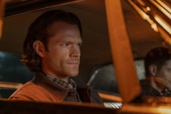 "Supernatural -- ""Last Holiday"" -- Image Number: SN1514B_0158r.jpg -- Pictured: Jared Padalecki as Sam -- Photo: Colin Bentley/The CW -- © 2020 The CW Network, LLC. All Rights Reserved."