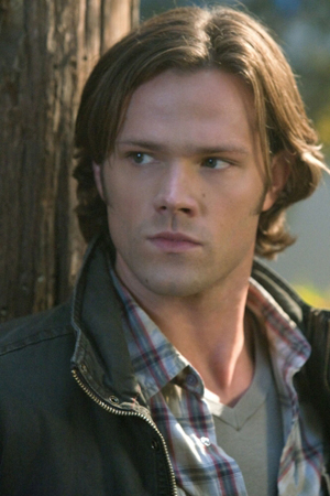 """""""Fallen Idols"""" - Jared Padalecki as Sam in SUPERNATURAL on The CW. Photo: Jack Rowand/The CW ©2009 The CW Network, LLC. All Rights Reserved."""
