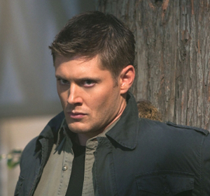 """""""Fallen Idols"""" - Jensen Ackles as Dean in SUPERNATURAL on The CW. Photo: Jack Rowand/The CW ©2009 The CW Network, LLC. All Rights Reserved."""