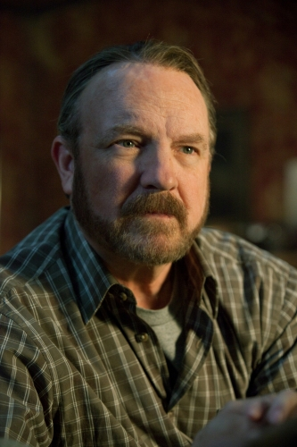 """""""Dead Men Don't Wear Plaid"""" - Jim Beaver as Bobby in SUPERNATURAL on The CW. Photo: Jack Rowand/The CW ©2009 The CW Network, LLC. All Rights Reserved."""
