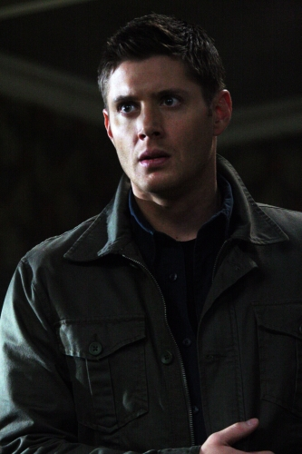 """""""Back to the Future Part 2"""" - Jensen Ackles as Dean in SUPERNATURAL on The CW.Photo: David Gray/The CW©2009 The CW Network, LLC. All Rights Reserved."""
