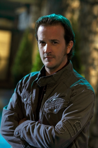 """""""Hammer of the Gods"""" - Richard Speight, Jr as Gabriel in SUPERNATURAL on The CW. Photo: Michael Courtney/The CW ©2010 The CW Network, LLC. All Rights Reserved."""