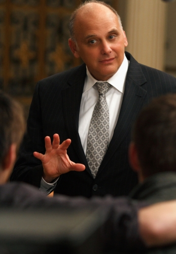 """""""Point of No Return""""--  Kurt Fuller as Zachariah in SUPERNATURAL on The CW. Photo: Jack Rowand/The CW ©2010 The CW Network, LLC. All Rights Reserved."""