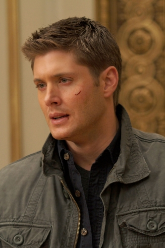 """""""Point of No Return""""--  Pictured Jensen Ackles as Dean in SUPERNATURAL on The CW. Photo: Jack Rowand/The CW ©2010 The CW Network, LLC. All Rights Reserved."""