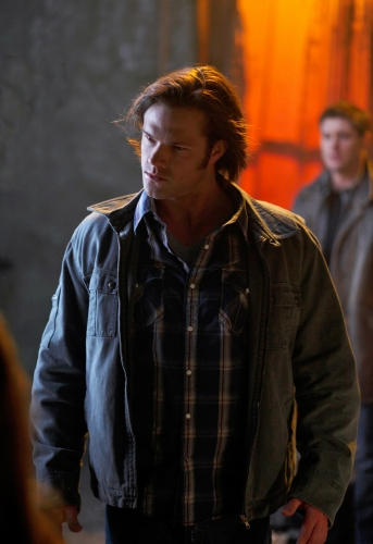 """""""Swan Song"""" - Jared Padalecki as Sam in SUPERNATURAL on The CW.Photo: Michael Courtney/The CW©2010 The CW Network, LLC. All Rights Reserved."""