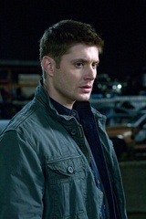 """""""Two Minutes to Midnight"""" - Jensen Ackles as Dean in SUPERNATURAL on The CW.Photo: Jack Rowand/The CW©2010 The CW Network, LLC. All Rights Reserved."""