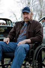 """""""Two Minutes to Midnight"""" - Jim Beaver as Bobby in SUPERNATURAL on The CW.Photo: Jack Rowand/The CW©2010 The CW Network, LLC. All Rights Reserved."""